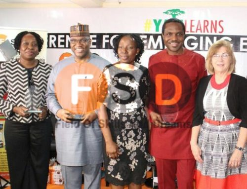 FSD Partners with the USA Embassy in Nigeria