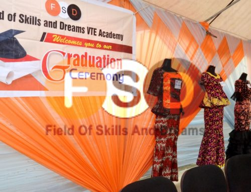 537 trainees receiving FSD certificates all over the country
